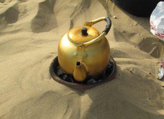 czym usunąć kamień z czajnika