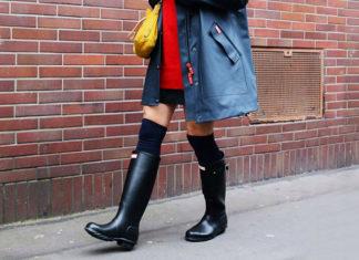 Buty damskie: kalosze - dlaczego warto je mieć w garderobie?
