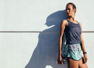 Bielizna sportowa dla kobiet kochających jogging