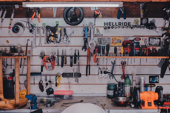 Porządki garażowe